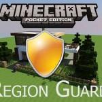Плагин для Minecraft ПЕ RegionGuard v.1.1.