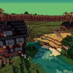 Сид: Очень милая деревня Minecraft PE 0.10.4