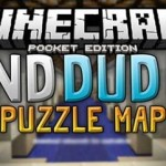 Карта для Майнкрафт Mind Dud — головоломка