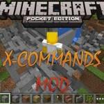 Мод X-Commands — дополнительные команды