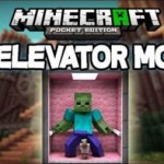 Мод Elevator Block — лифт