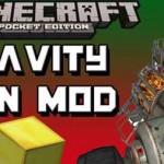 Мод Gravity Gun — гравитационное оружие