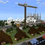 Карты Cьюдэд Сити для Майнкрафт ПЕ