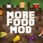 More Food Mod — дополнительная еда