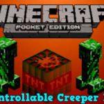 Uncontrollable Creeper — агрессивные криперы