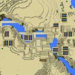 Тайная деревушка в пустыни — огромное поселение