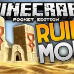 Ruins Mod — архитектурные сооружения