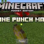 One Punch Man мод — неземные силы